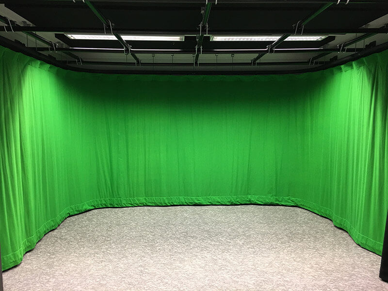 Which Magazine Chromakey Video Room