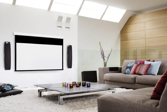 Beau Interior Design And Home Cinema