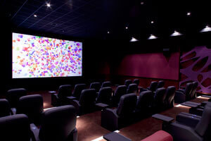 Refurbishing older cinemas with new acoustic walls