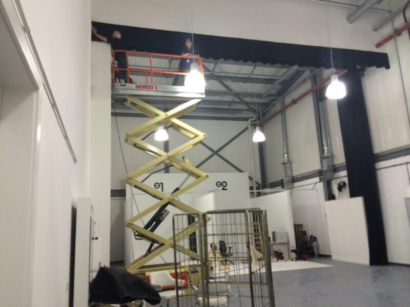 Camstage delivers track, curtain to fast-growing Shop Direct