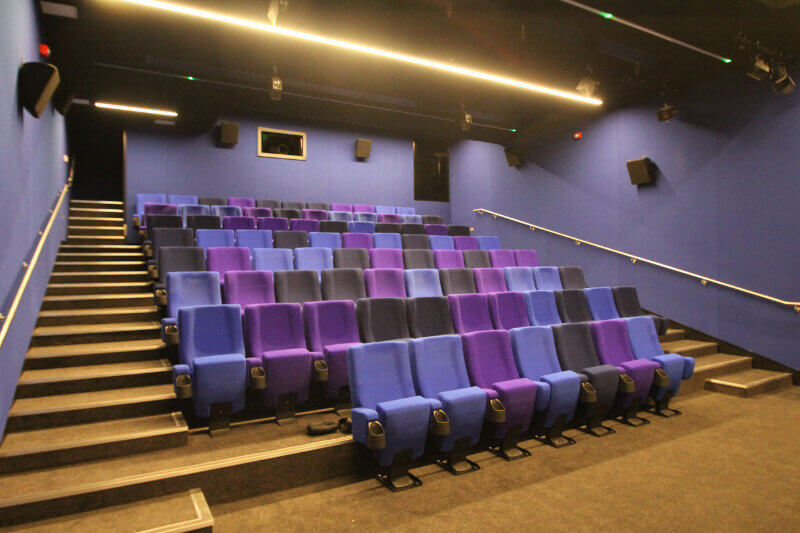 Towner Arts Gallery Cinema
