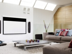 Interior design and home cinema | Camstage