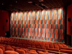 Camstage installs curtain at Picturehouse Central