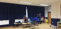 Camstage back with more curtains at Ipswich
