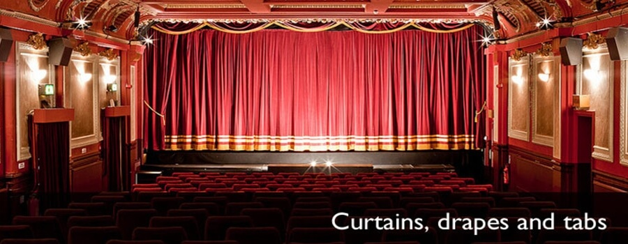 Curtains, Drapes and Tabs