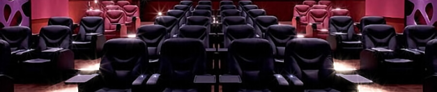 Seating for auditoriums and stadiums